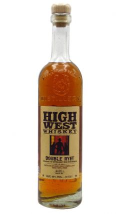 High West - Double Rye Whiskey