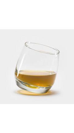 Sagaform Rocking Whisky Glass (Unboxed Pack of 2)