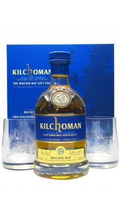 Kilchoman - Machir Bay Glass Pack Whisky