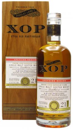Glenrothes - Xtra Old Particular Single Cask - 1998 21 year old Whisky