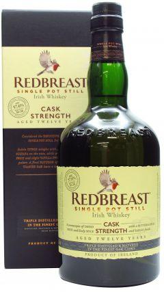 Redbreast - Cask Strength Batch B1-20 12 year old Whiskey