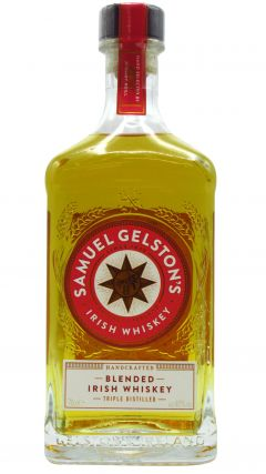 Gelston's - Blended Irish Whiskey