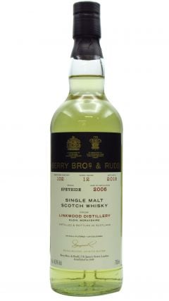 Linkwood - Berry Brothers & Rudd Single Cask #102 - 2006 12 year old Whisky