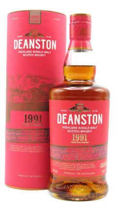 Deanston - Muscat Finish Single Malt - 1991 28 year old Whisky