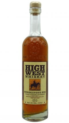 High West - Rendezvous Rye Whiskey