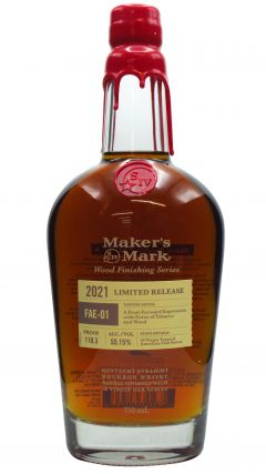 Maker's Mark - Wood Finishing Series Limited Release 2021 Whiskey