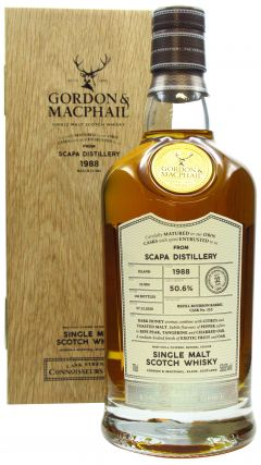 Scapa - Connoisseurs Choice Cask #310 - 1988 32 year old Whisky