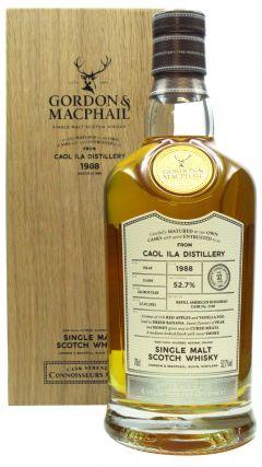Caol Ila - Connoisseurs Choice Cask #1100 - 1988 32 year old Whisky