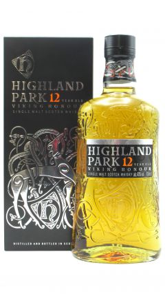 Highland Park - Single Malt Scotch 12 year old Whisky