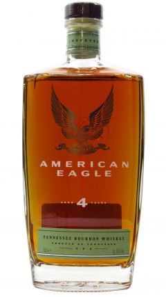 American Eagle - Tennessee Bourbon 4 year old Whiskey