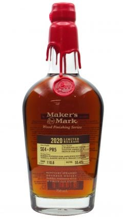 Maker's Mark - Wood Finishing Series Limited Release 2020 Whiskey