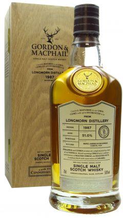 Longmorn - Connoisseurs Choice Single Cask #5725 - 1987 33 year old Whisky
