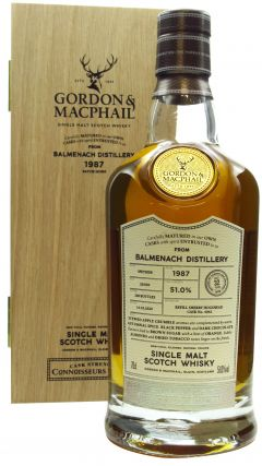 Balmenach - Connoisseurs Choice Single Cask #4042 - 1987 32 year old Whisky