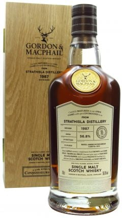 Strathisla - Connoisseurs Choice Single Cask #3053 - 1987 33 year old Whisky