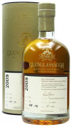 Glenglassaugh - Rare Cask Realease Single Cask #559 - 2009 10 year old Whisky