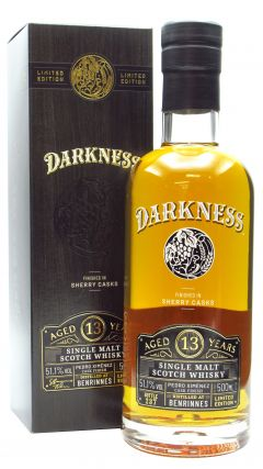 Benrinnes - Darkness 13 year old Whisky