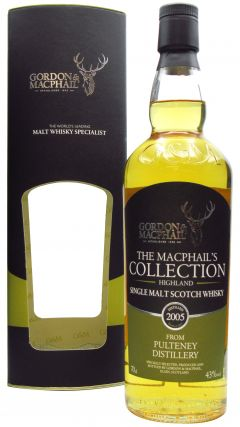 Old Pulteney - Machphails Collection - 2005 11 year old Whisky