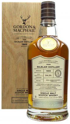 Balblair - Connoisseurs Choice Single Cask #211 - 1989 31 year old Whisky