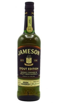 Jameson - Caskmates Craft Beer Barrels Stout Edition Whiskey