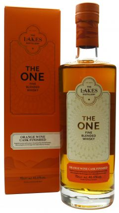 The Lakes - The One Orange Wine Cask Whisky