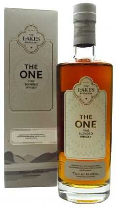 The Lakes - The One Signature Blend Whisky