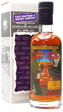 Armorik - That Boutique-y Whisky Company Batch #1 7 year old Whisky