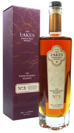 The Lakes - The Whiskymaker's Reserve No. 3 Whisky