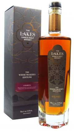 The Lakes - Whiskymaker's Edition - Colheita Whisky