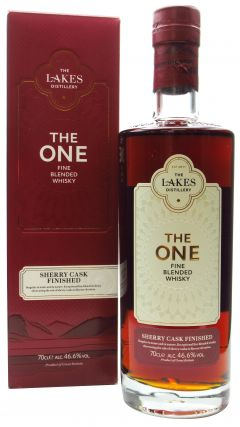 The Lakes - The One Sherry Cask Finish Whisky