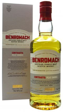 Benromach - Contrasts - Peat Smoke - 2009 11 year old Whisky