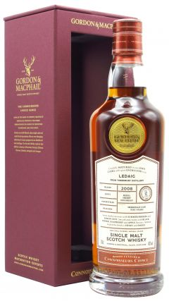 Ledaig - Connoisseurs Choice - Hermitage Wood Finish - 2008 12 year old Whisky