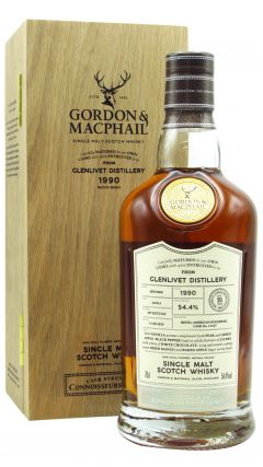 Glenlivet - Connoisseurs Choice Single Cask - 1990 30 year old Whisky