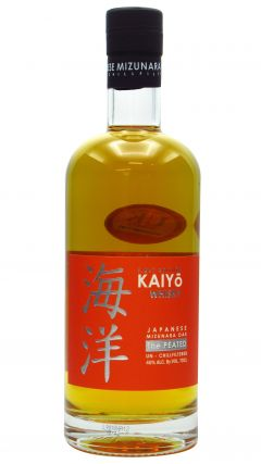 Kaiyo - Japanese Mizunara Oak - The Peated Whisky