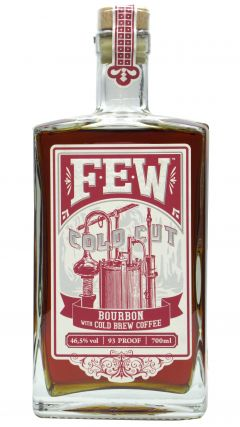 Few - Cold Cut - Cold Brew Coffee Bourbon Whiskey