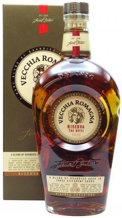 Vecchia Romagna - Riserva Tre Botti 1820 Brandy