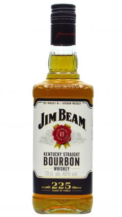 Jim Beam - White Label 4 year old Whiskey