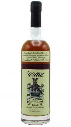 Willett's - Family Reserve Rye 4 year old Whiskey
