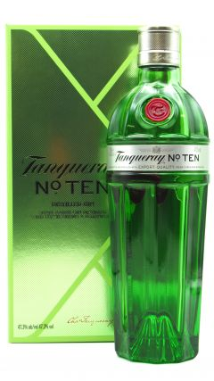 Tanqueray - Gift Envelope Box - Tanqueray 10  Gin