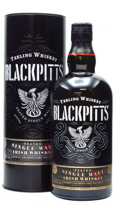 Teeling Whiskey Co. - Black Pitts - Peated Single Malt Irish  Whisky