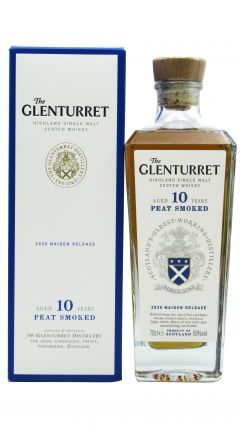 Glenturret - Peat Smoked 10 year old Whisky