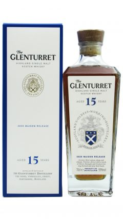 Glenturret - Highland Single Malt 15 year old Whisky