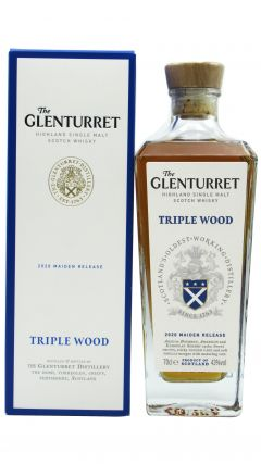 Glenturret - Triple Wood Whisky