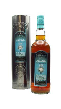 Craigellachie - Murray McDavid Benchmark Single Malt - 2008 12 year old Whisky