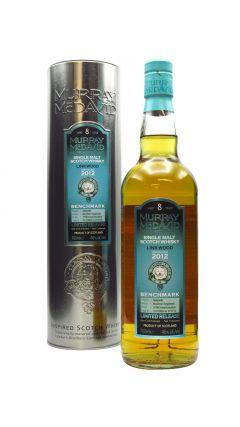 Linkwood - Murray McDavid Benchmark Single Malt - 2012 8 year old Whisky