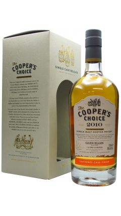 Glen Elgin - Coopers Choice Single Cask Sauternes Finish - 2010 10 year old Whisky