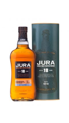 Jura - Single Malt Scotch 18 year old Whisky