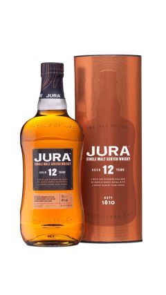 Jura - Single Malt Scotch 12 year old Whisky
