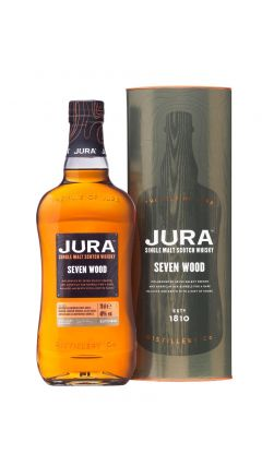 Jura - Seven Wood Whisky