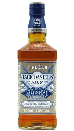 Jack Daniel's - Old No. 7 Legacy Edition 3 Whiskey