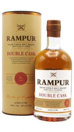 Rampur - Double Cask - Indian Single Malt Whisky